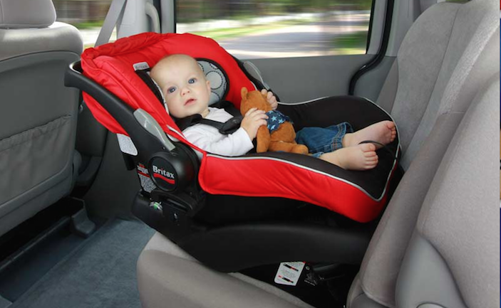 Baby Bucket Car Seat Limo
